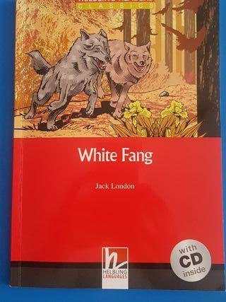 White Fang. (Jack London ). Ed. Helbling Readers.