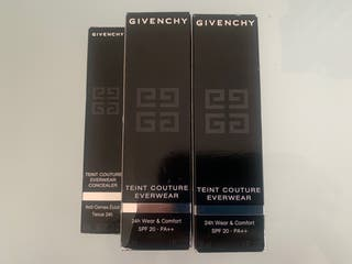Pack bases maquillaje y corrector Givenchy