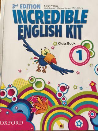 Incredible English Kit - Class book 1