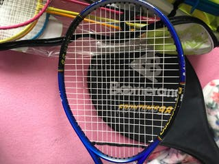 Raqueta tenis boomerang adulto