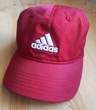 Gorra Adidas rojo