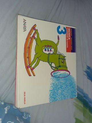 libro de música primaria, segundo ciclo