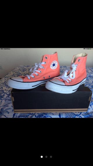 Zapatillas converse número 36