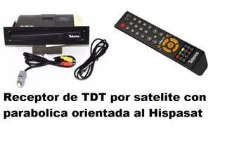 TELEVES 5113 ZAS COMBO Receptor TDT por Satelite