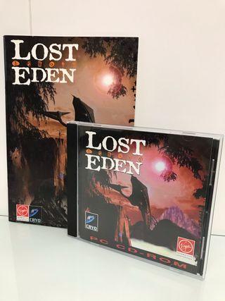 Lost Eden (PC CD-ROM) Cryo