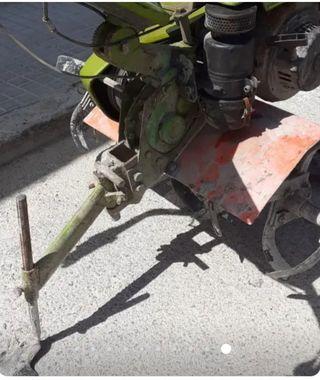 motocultor o mula mecanica 9cv de 2t
