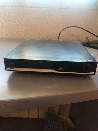 Reproductor dvd mp3 mp4 cd con usb