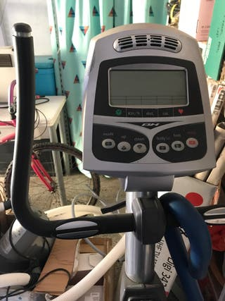 Bici elíptica bh