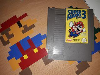 Súper Mario Bros 3 Nes