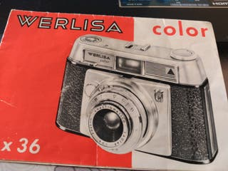 Manual Werlisa Color
