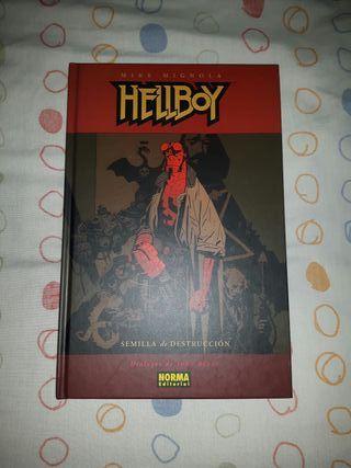 Hellboy Semilla de Destrucción