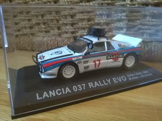 Lancia 037 Rally Evo 1:43