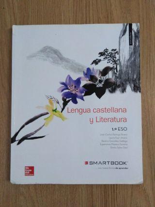 Libro Lengua Castellana 1° ESO