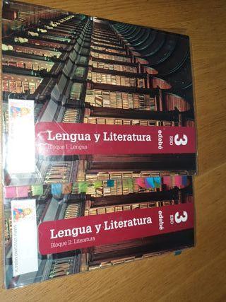 Libros 3° ESO Salesianos Guadalajara