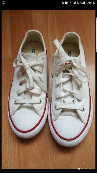 zapatillas converse 31.5
