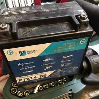 Batería PTX14-BS
