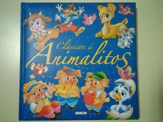 "Libro infantil ""Clásicos de animalitos"""