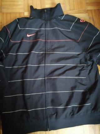 Chaqueta Nike Negra