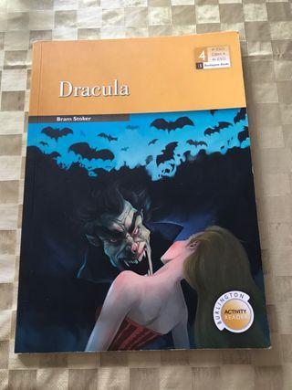 Libro Dracula ingles
