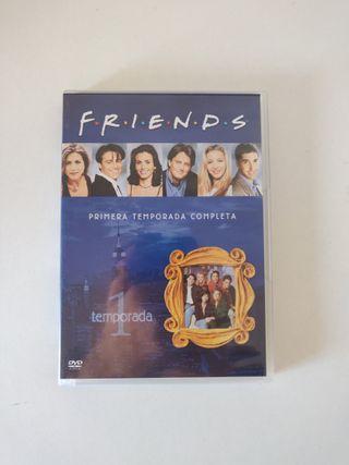 Friends temporada 1 en DVD completa