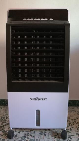 Enfriador de aire portátil 4 en 1 Oneconcept