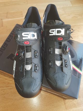 zapatillas sidi wire carbon matt talla 46