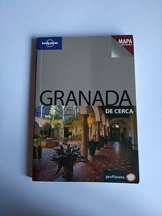 Guía Lonely Planet de Granada