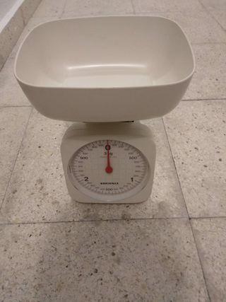 peso o báscula de cocina