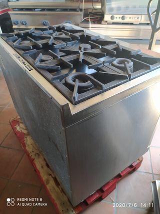 Mundigas cocina industrial gas butano