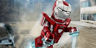 LEGO Iron Man Mark 33