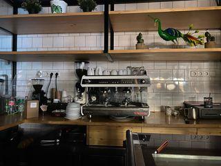 Cafetera industrial autoría