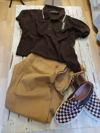 Outfit Casual Vans
