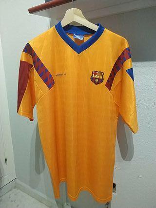 Camiseta FC Barcelona, Wembley 1992