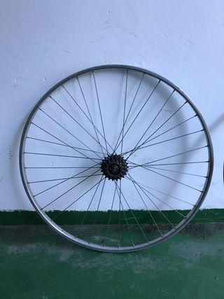 Ruedas de bicicleta de carretera