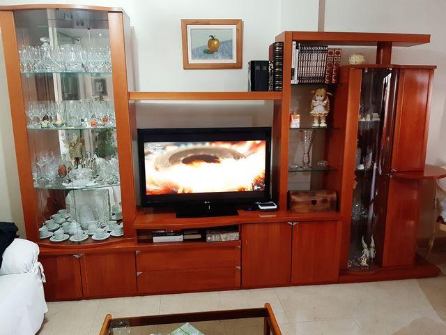 mueble de madera para el Salón