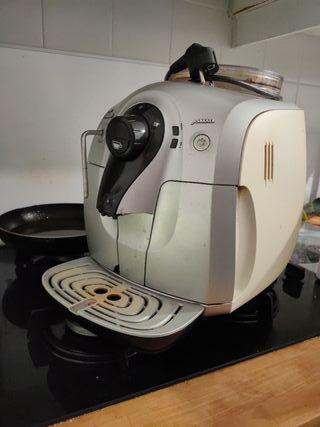 cafetera superautomatica Philips saeco xsmall