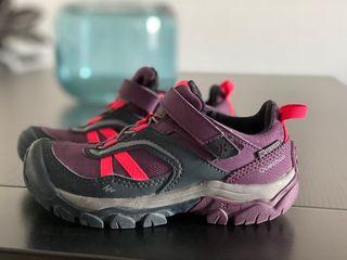 Zapatillas Trail niña