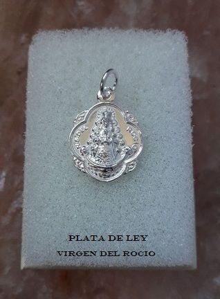 Medalla plata de ley