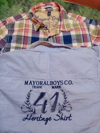 camisas verano 6 años