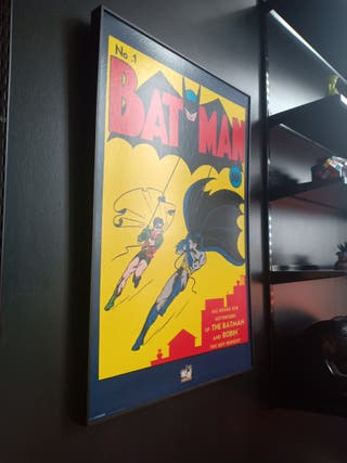 DC Comics Batman No.1 Canvas