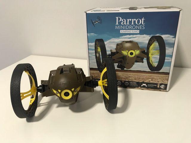 Minidrone Parrot Jumping Sumo