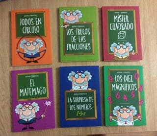 Colección Matemáticas para niños