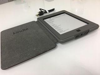 eReader Kindle touch