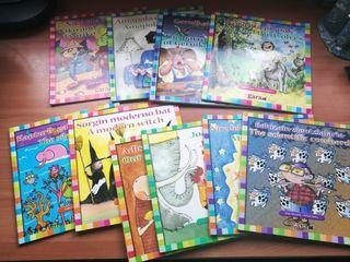 10 + 2 libros, ipuinak, cuentos. + Regalo.