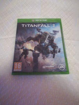 TITANFALL 2 XBOX ONE Precintado