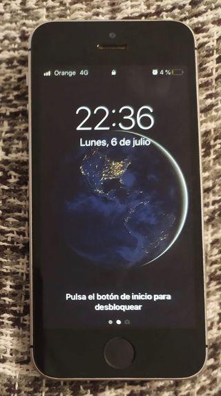 iPhone SE Modelo 2016 128 Gb