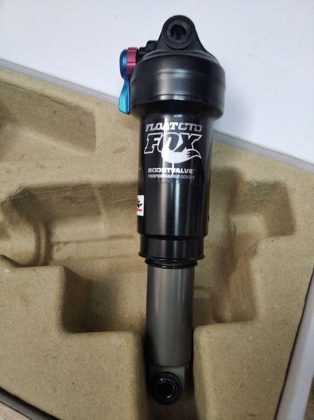Amortiguador Fox Float CTD