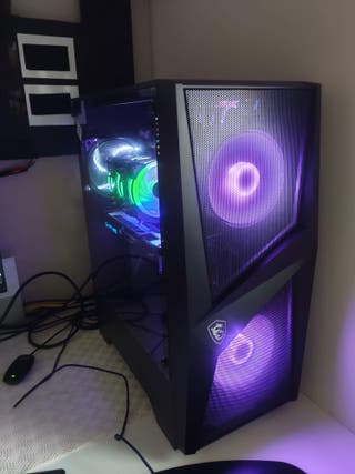 Vendo Ordenador PC Gaming y Edición