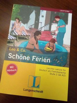 Schöne Ferien (libro + CD)
