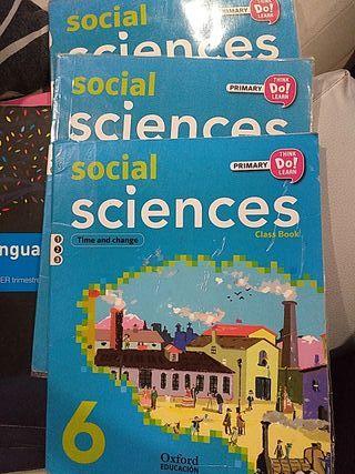 libros 6° ESO